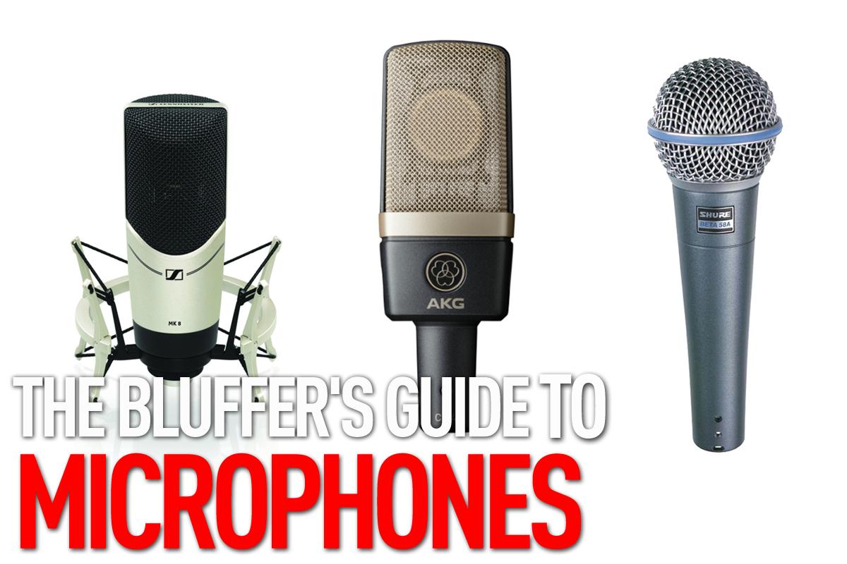 Microphones bg 1