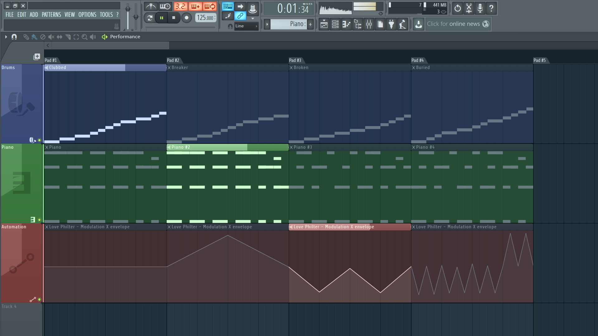 how to use automation clips in fl studio 12