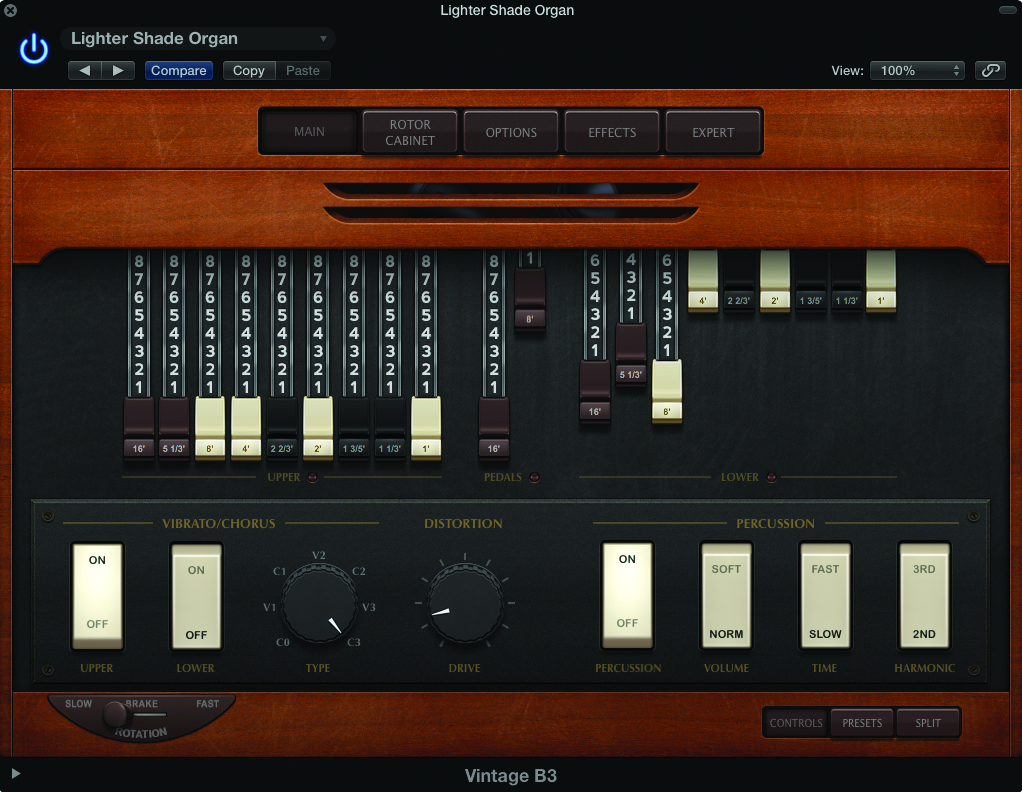 Logic Pro Tutorial - Vintage B3