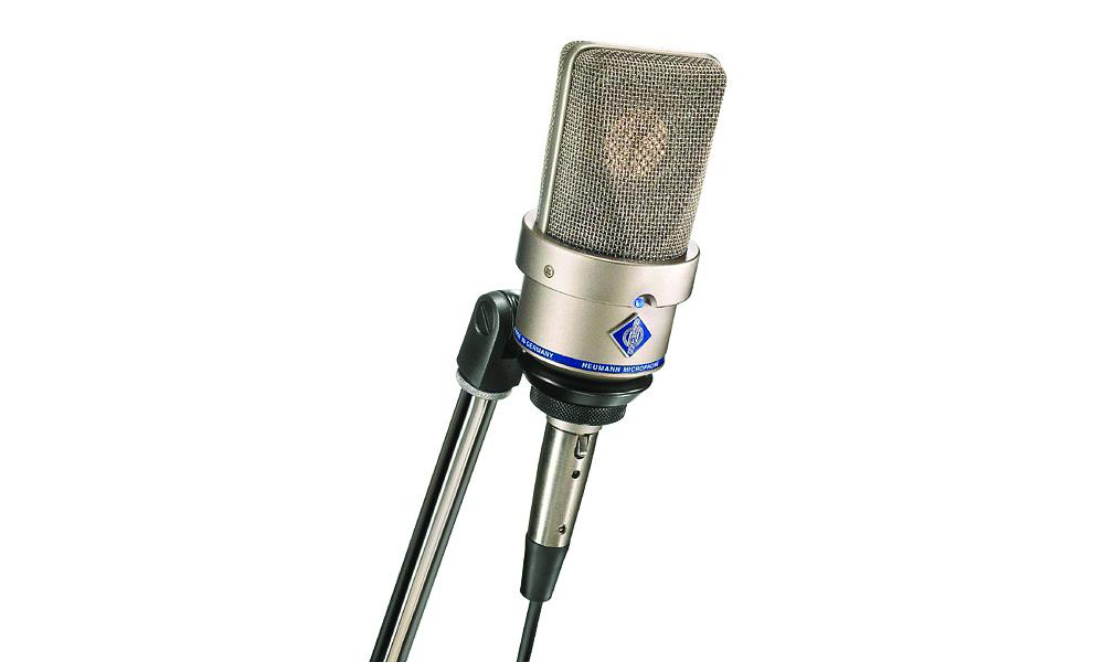 microphones bg 6