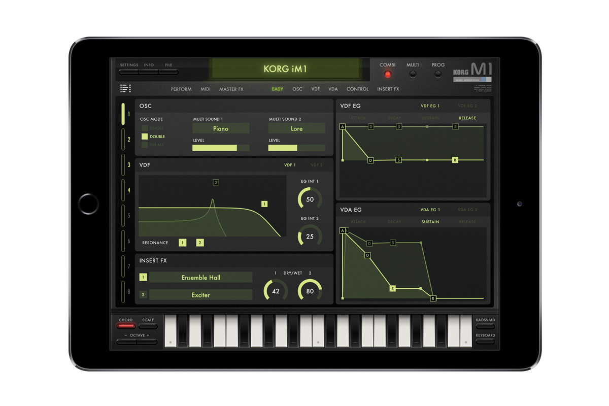 Korg iM1 Review - MusicTech