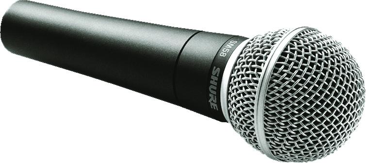 microphones bg 5