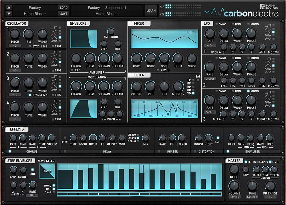 Plugin Boutique Carbon Electra Review - MusicTech