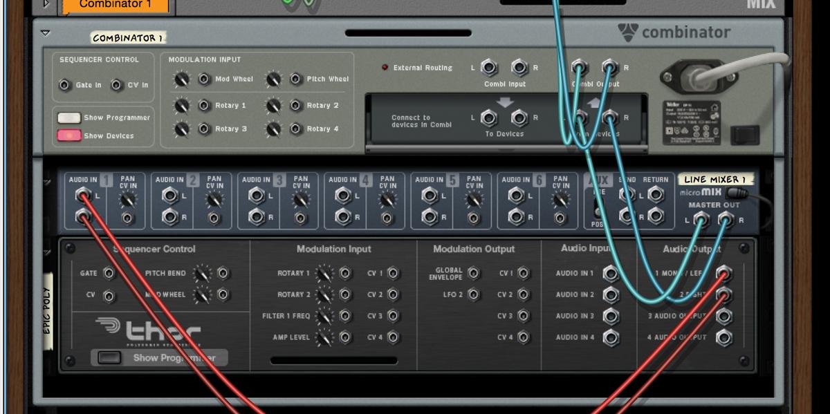 Reason Tutorial: Creative Sound Design - Step-by-Step - MusicTech