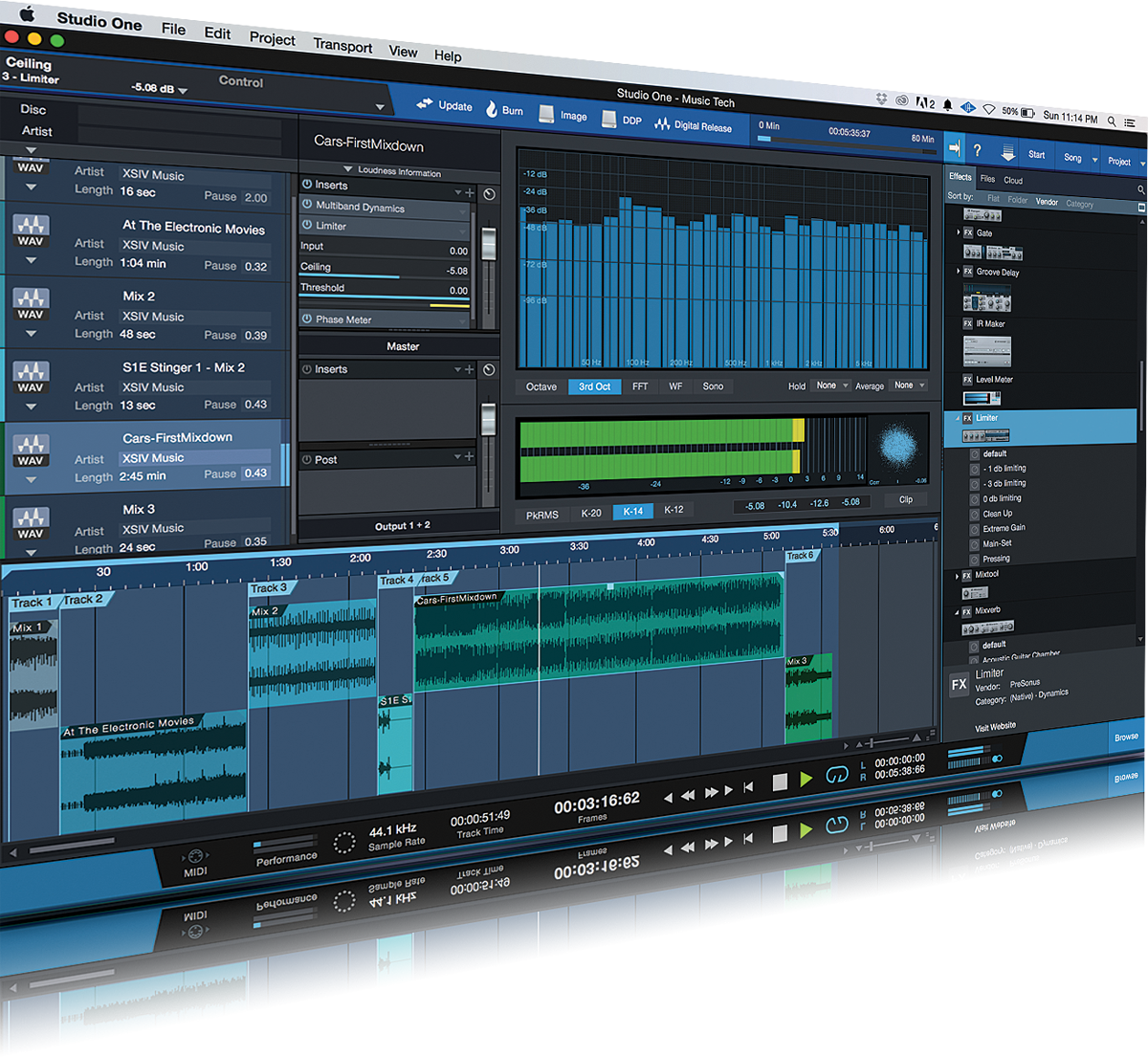 Studio One - So What Is All The Fuss About? - MusicTech