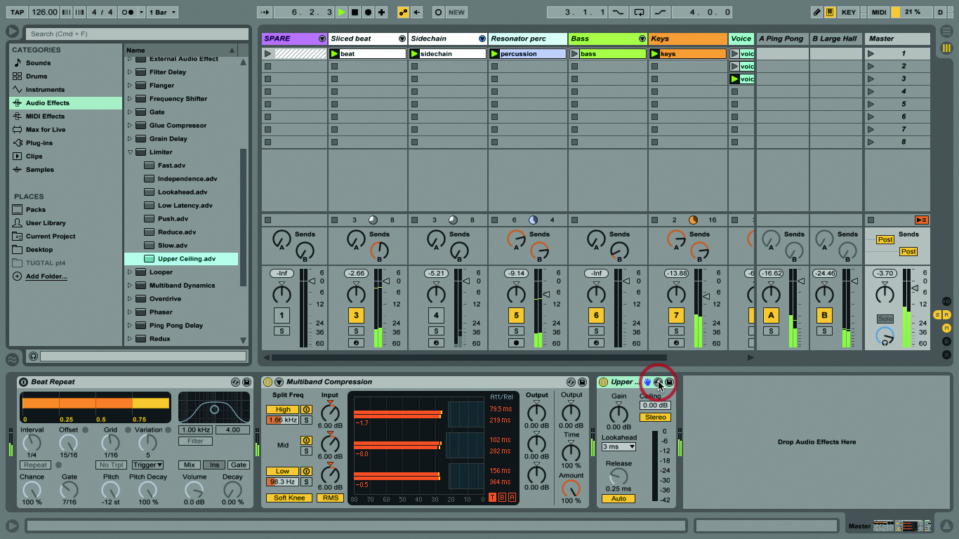 Ableton Live Tutorial: Working with Audio Effects - MusicTech