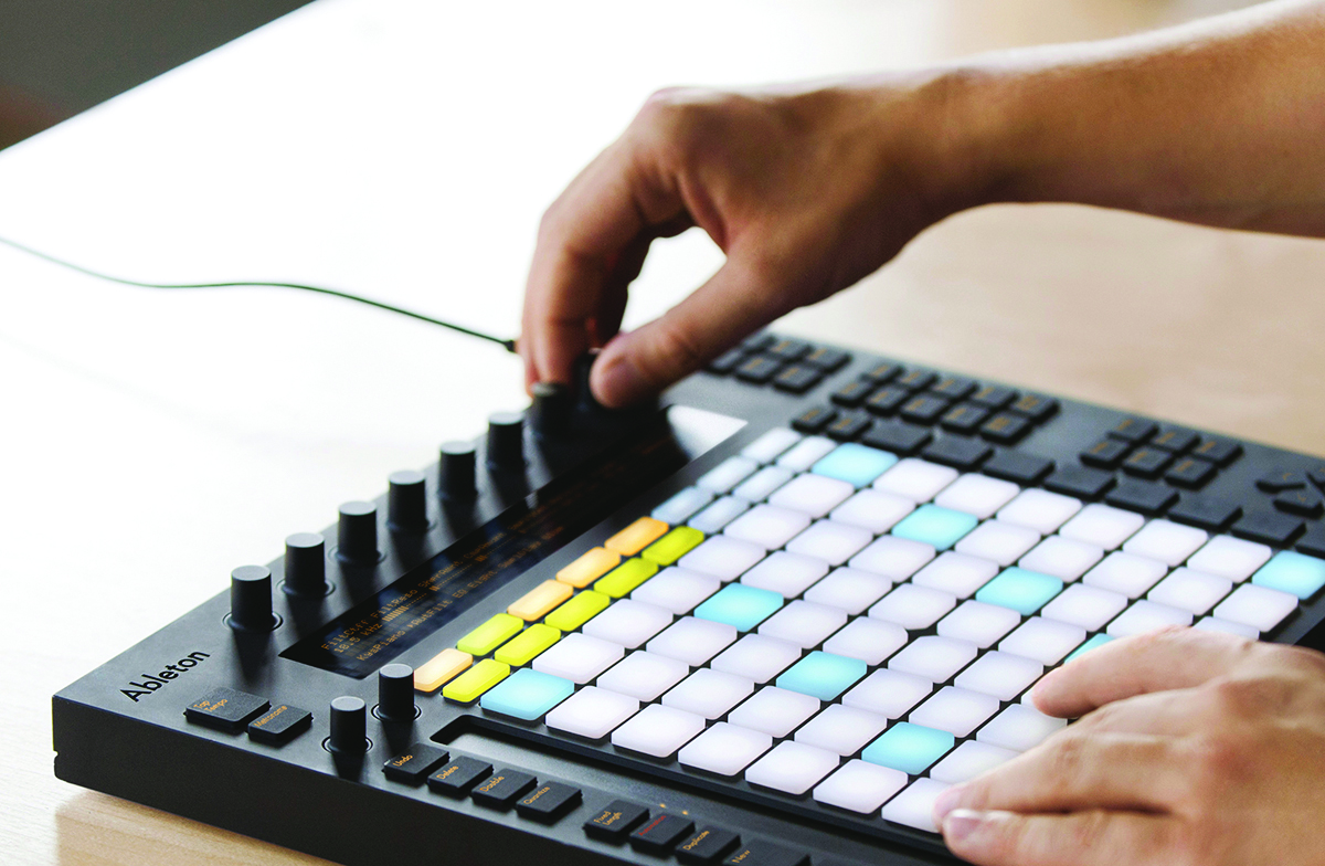 how to delete clip but keep automation in ableton