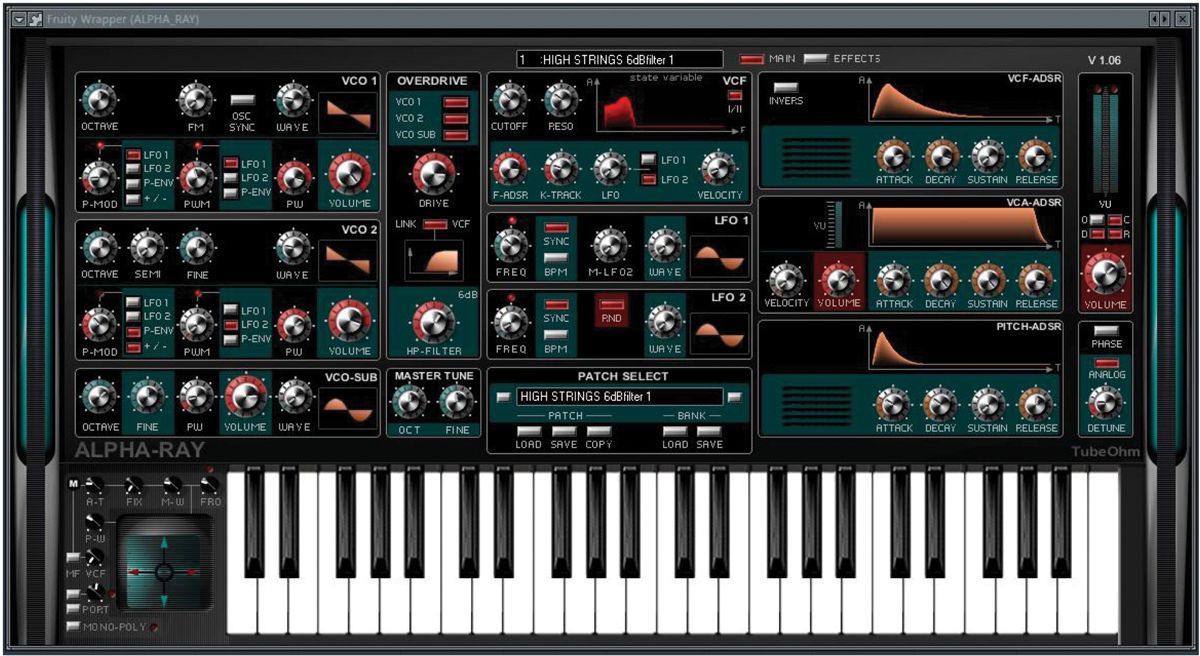 best freeware synths and online synths. Black Bedroom Furniture Sets. Home Design Ideas