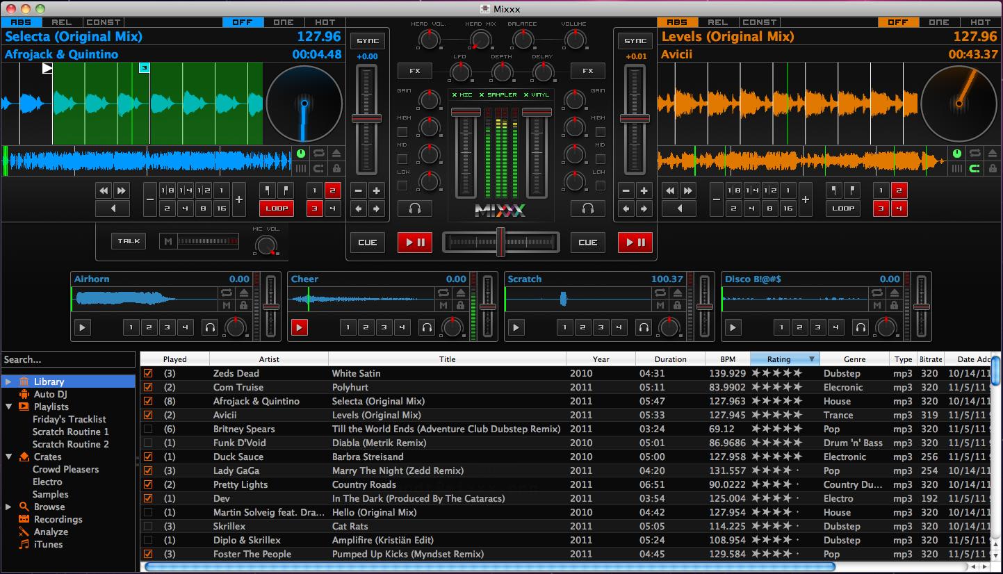 dj midi controller software free download