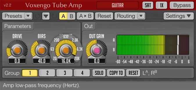 ampli guitare vst