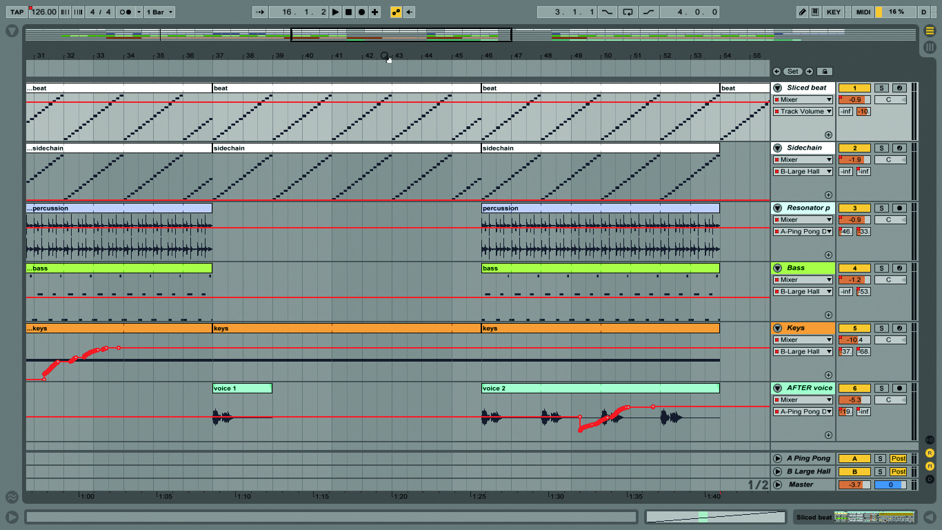 Ableton Live Tutorial: Editing in Arrangement View