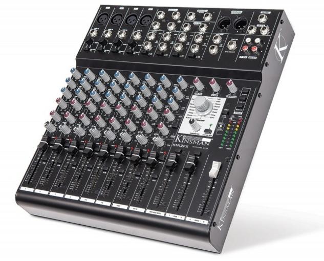 Kinsman KM Series Mixers 3