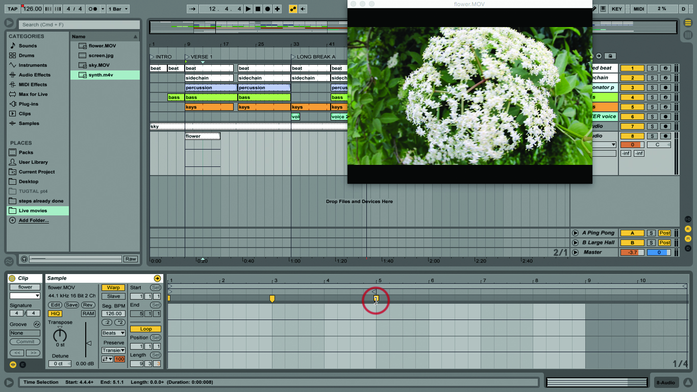 Ableton Live Tutorial: Video in Live - Step-by-Step 2