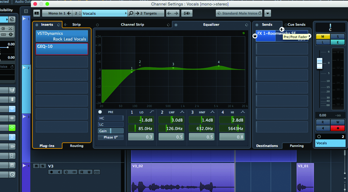 Recording Vocals in Cubase - Step-by-Step