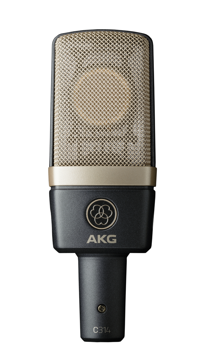 AKG C314 Front