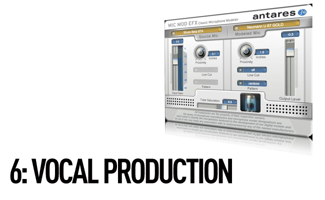 PRODUCTION TIPS 6