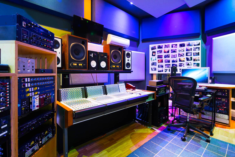 Incredible Recording Studio