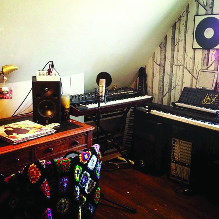 littleboots - studio space
