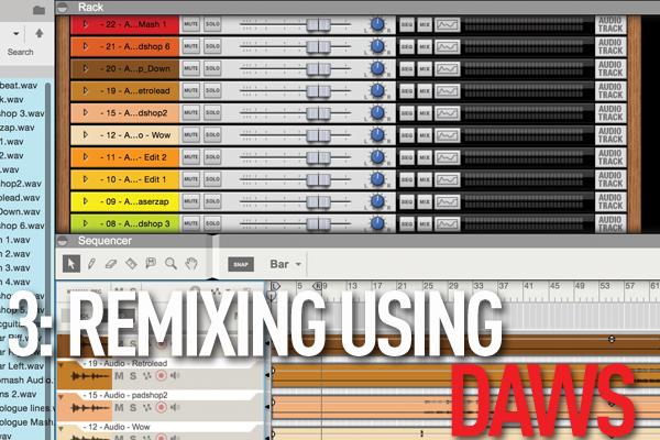 Remix With Logic