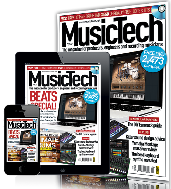 MusicTech Magazine - Issue 157: Beats Special