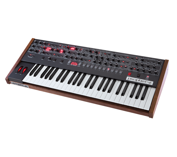 6 of the Best: Keyboard Synths (2016)