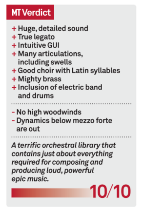 Orchestral Tools Metropolis Ark 1 Review