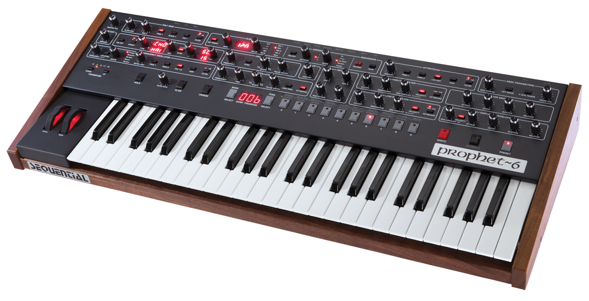 Yamaha New Analog Synth