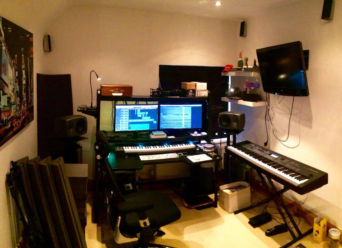 Superb Show Off Your Studio Weekly Roundup 26 Musictech Net Largest Home Design Picture Inspirations Pitcheantrous