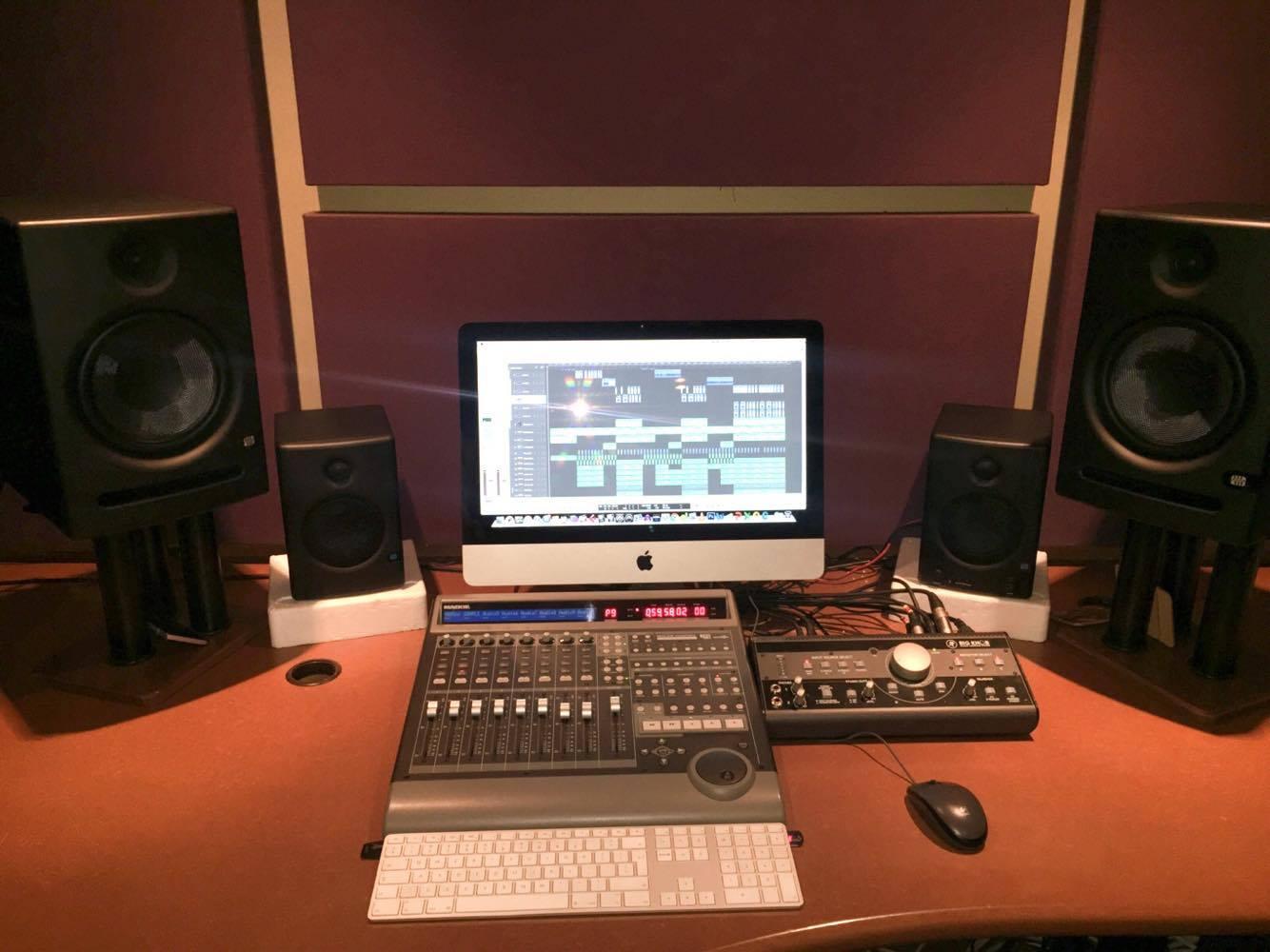 Amazing Show Off Your Studio Weekly Roundup 26 Musictech Net Inspirational Interior Design Netriciaus