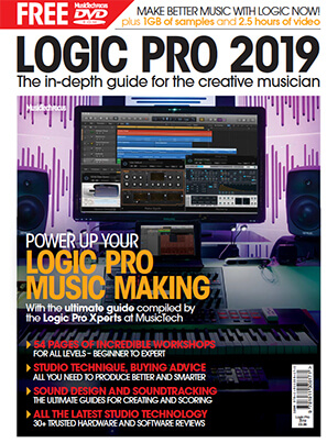 MusicTech Focus Logic Pro 2019