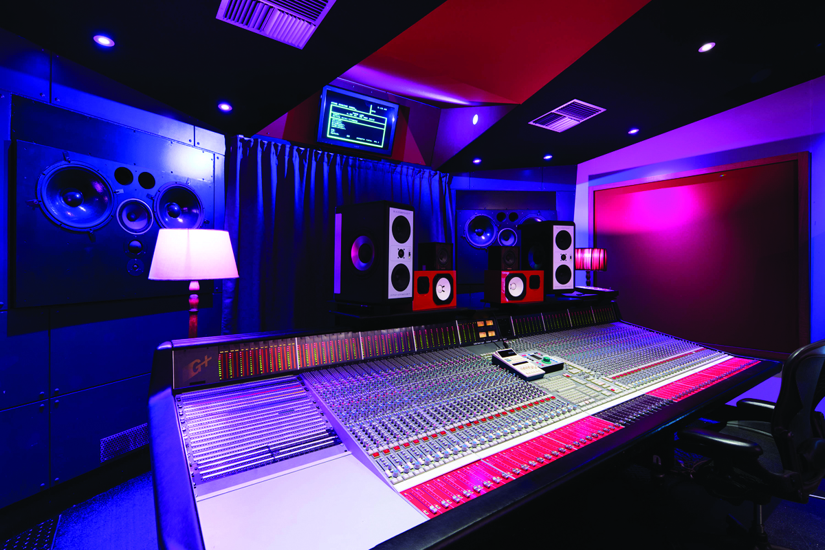 Pleasant 6 Ways To Make Your Studio Look Cool Musictech Net Inspirational Interior Design Netriciaus