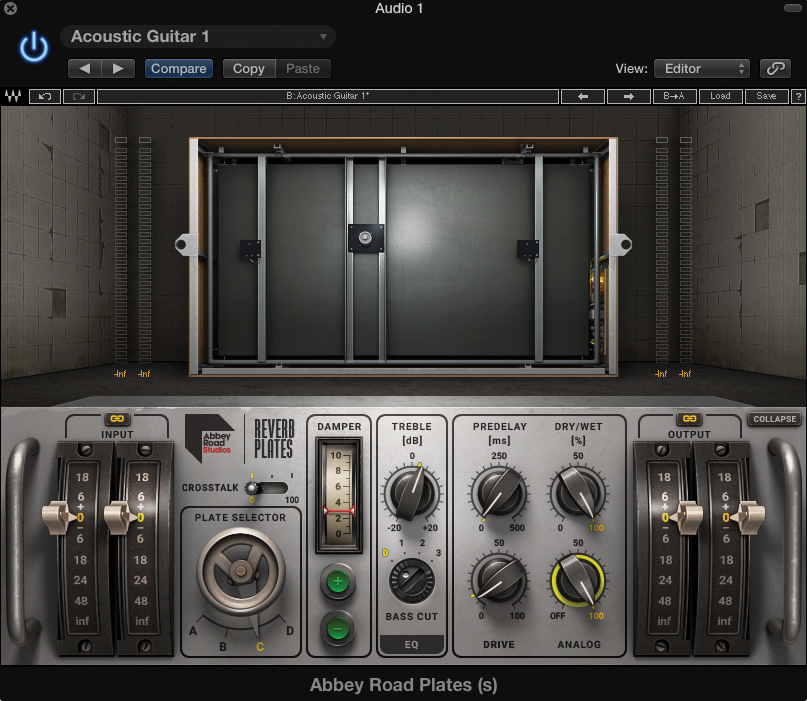 Abbey Road Reverb Plates - Image One