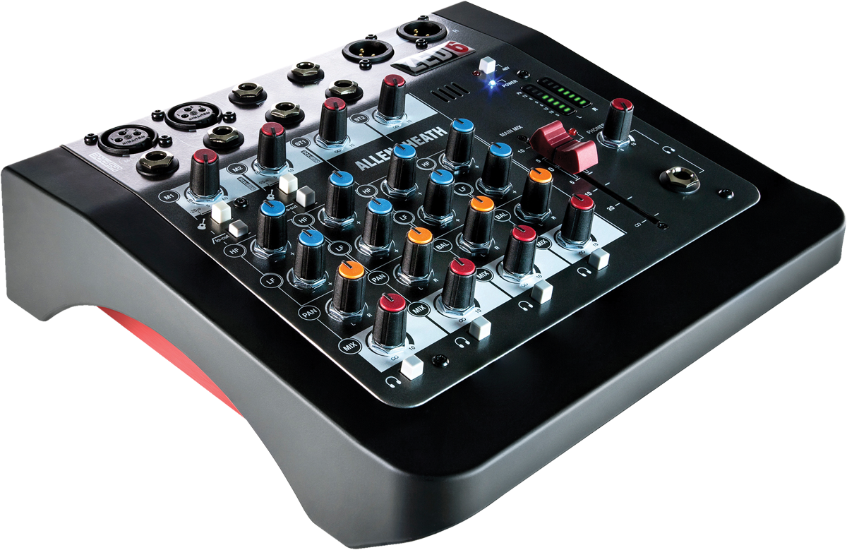 Find Your Perfect Sound With Our 6 Of The Best Small Mixers Stereo Mixer For Microphone 2 Channels Singer Songwriter Allen Heath Zed Series