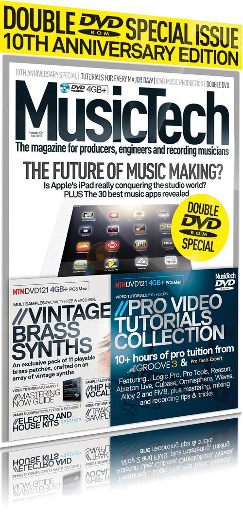 MusicTech Magazine App Special