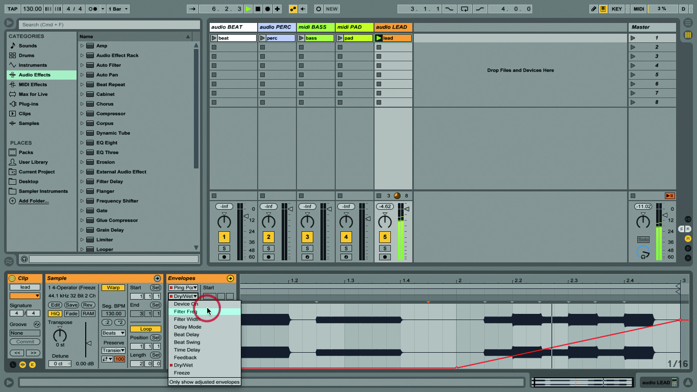 30 Tips for Ableton Live Everyone Should Know, with Live Master Thavius Beck [Tips, Videos]