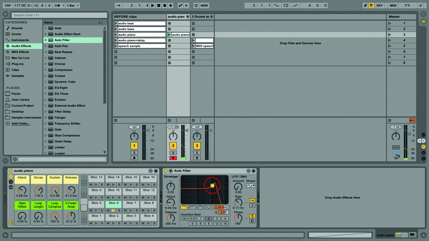 Ableton Live Tutorial: Audio To MIDI Step-by-Step : MusicTech.net