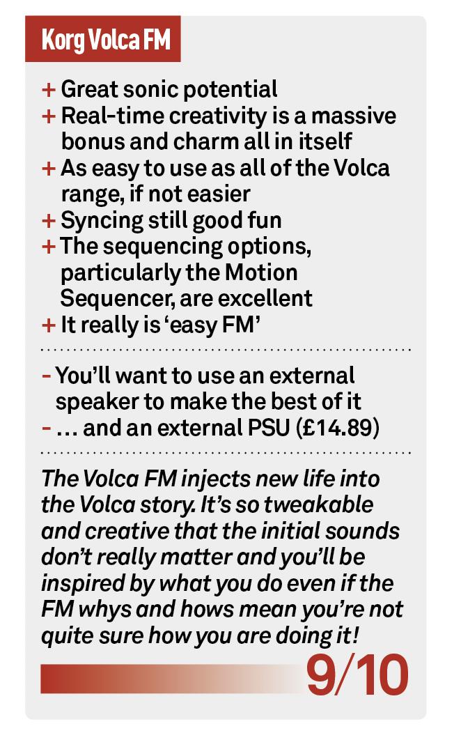 Korg Volca FM Review