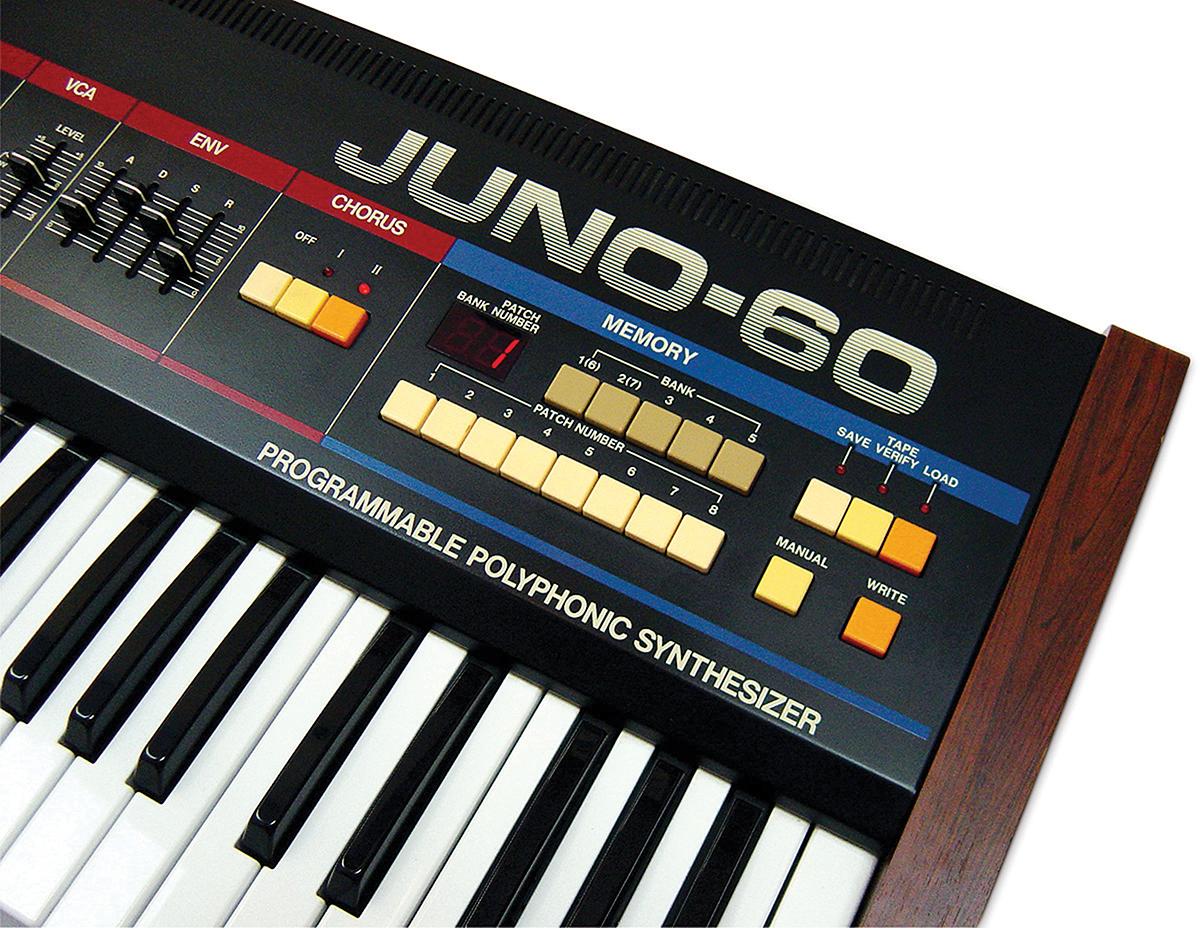 Roland Juno Series in Focus