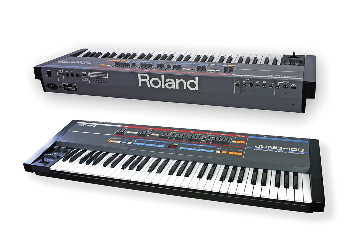 Roland Juno