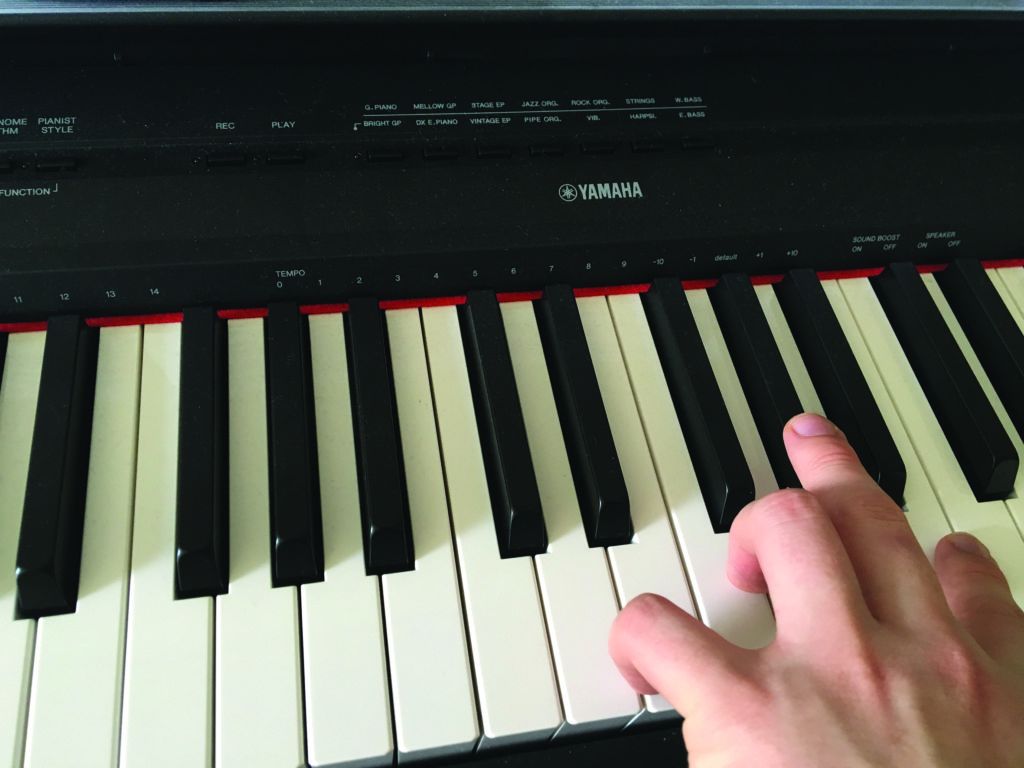 Making Melodies with Piano