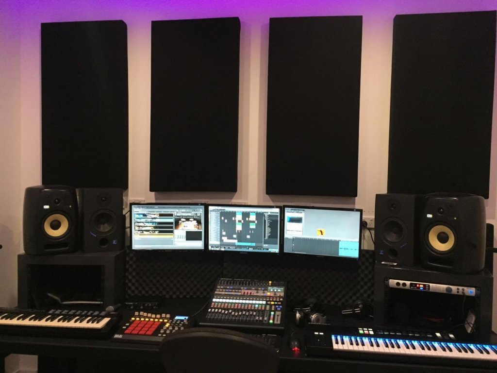 Astounding Show Off Your Studio Weekly Roundup 34 Musictech Net Inspirational Interior Design Netriciaus
