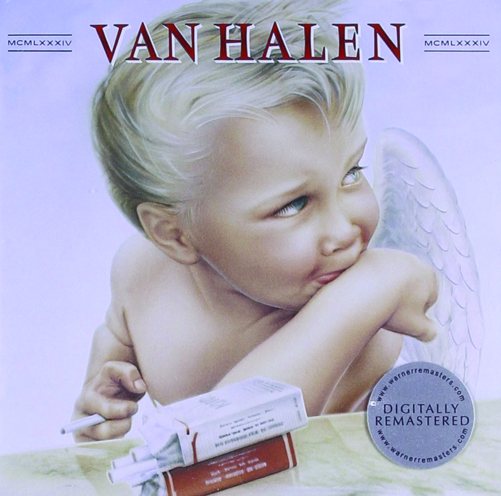 Synth Van Halen