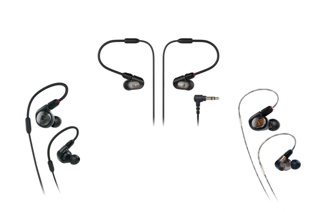 Audio Technica IEM Series