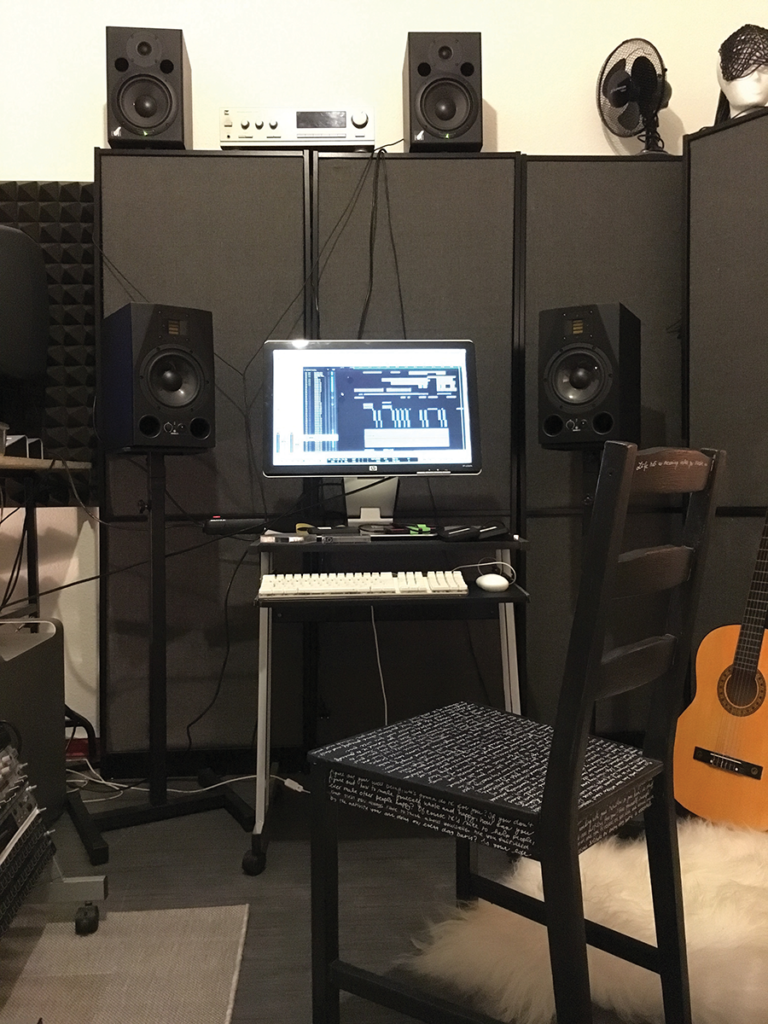 emika studio monitor