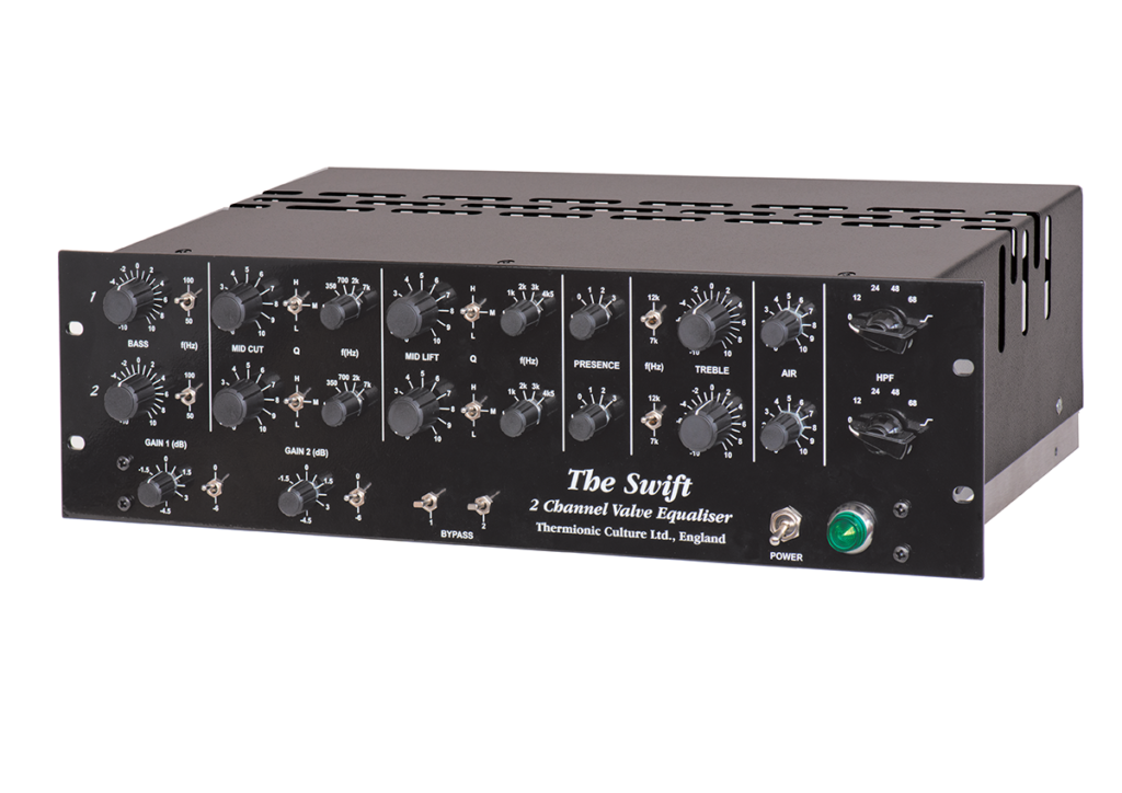 Thermionic Culture The Swift Side Profile