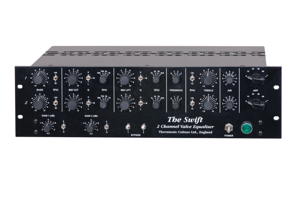 Thermionic The Swift Face On