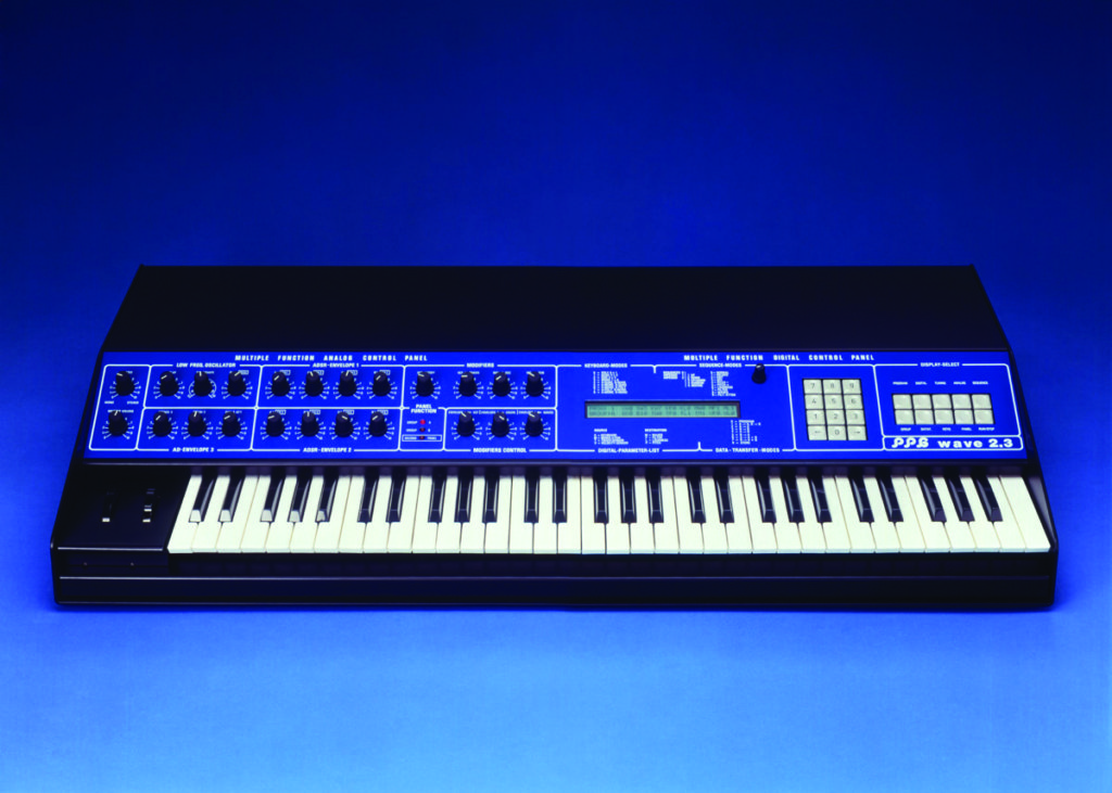 Erica Synth History Wave