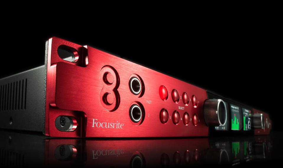 Focusrite Red8 Pre