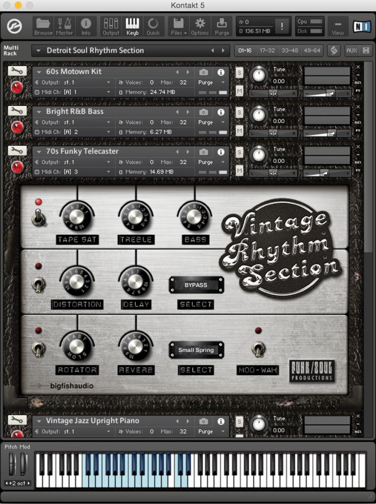 Big Fish Audio Vintage