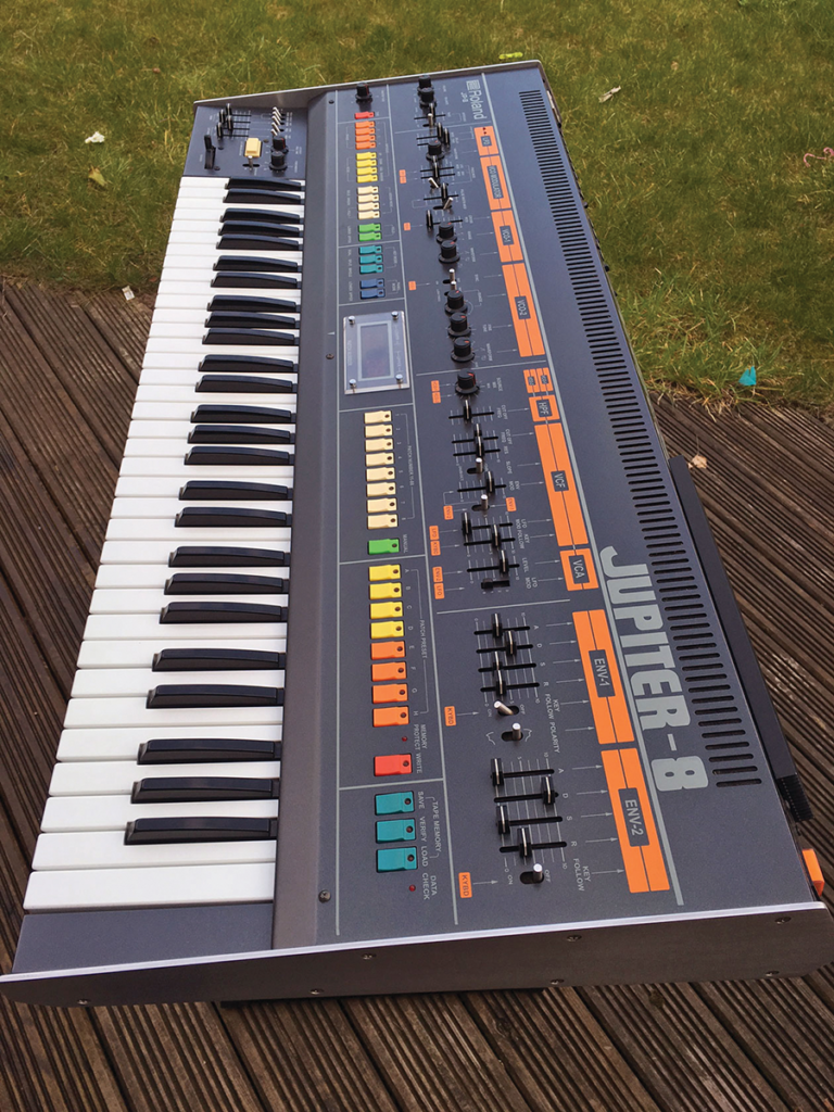Studio Icons: Back To The Future - The Roland Jupiter 8